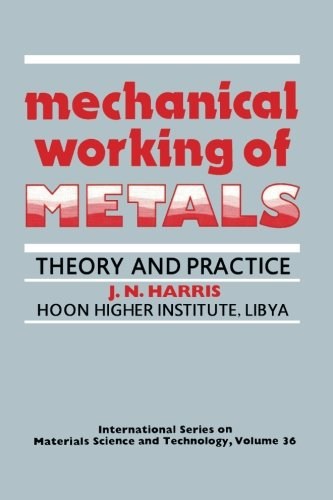 9781483173719: Mechanical Working of Metals: Theory and Practice