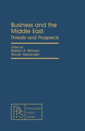 9781483173948: Business and the Middle East: Threats and Prospects