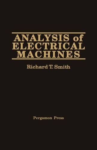 9781483174204: Analysis of Electrical Machines