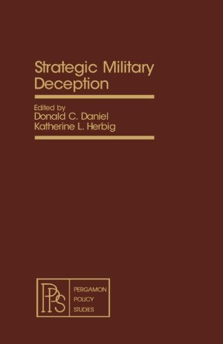 9781483174259: Strategic Military Deception: Pergamon Policy Studies on Security Affairs