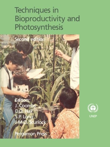 9781483174990: Techniques in Bioproductivity and Photosynthesis: Pergamon International Library of Science, Technology, Engineering and Social Studies