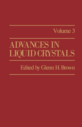 9781483175546: Advances in Liquid Crystals: Volume 3