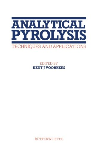 9781483176475: Analytical Pyrolysis: Techniques and Applications