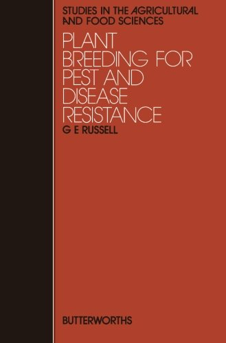 9781483176550: Plant Breeding for Pest and Disease Resistance: Studies in the Agricultural and Food Sciences