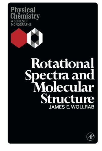 9781483179049: Rotational Spectra and Molecular Structure: Physical Chemistry: a Series of Monographs