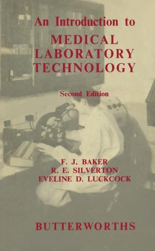 An Introduction to Medical Laboratory Technology: F. J. Baker