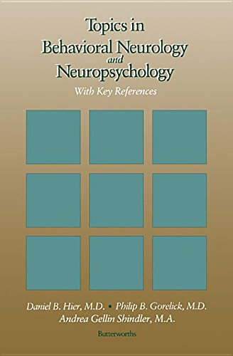 9781483192710: Topics in Behavioral Neurology and Neuropsychology