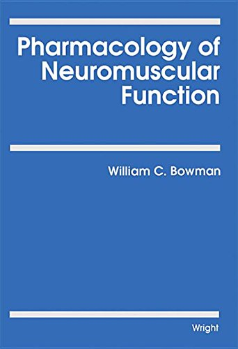 9781483193564: Pharmacology of Neuromuscular Function (2nd Edition)