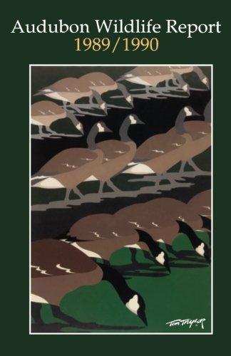 9781483202402: Audubon Wildlife Report 1989/1990
