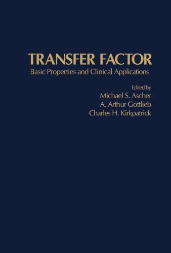 9781483202723: Transfer Factor: Basic Properties and Clinical Applications
