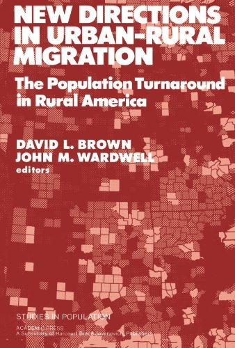 9781483203232: New Directions in Urban-Rural Migration: The Population Turnaround in Rural America