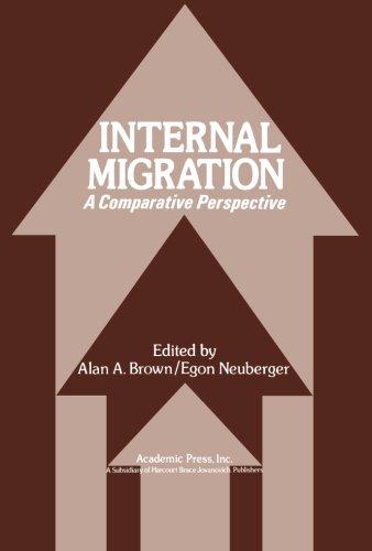 9781483203324: Internal Migration: A Comparative Perspective