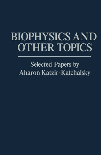 9781483205083: Biophysics and Other Topics
