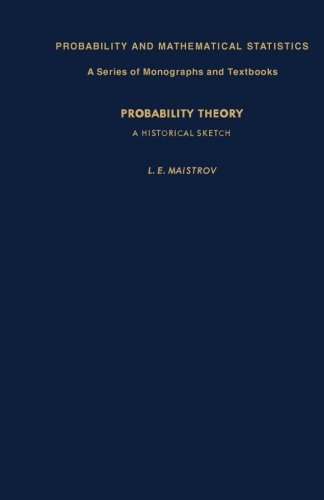 9781483205205: Probability Theory: A Historical Sketch