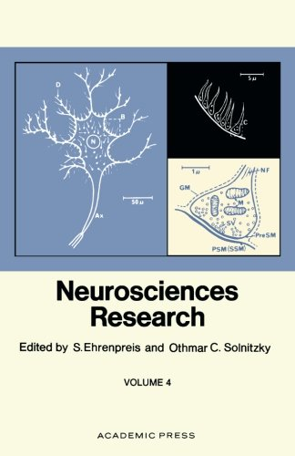 9781483205403: Neurosciences Research: Volume 4