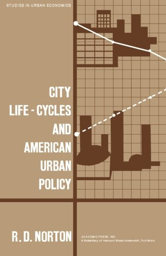 9781483205519: City Life-Cycles and American Urban Policy: Studies in Urban Economics