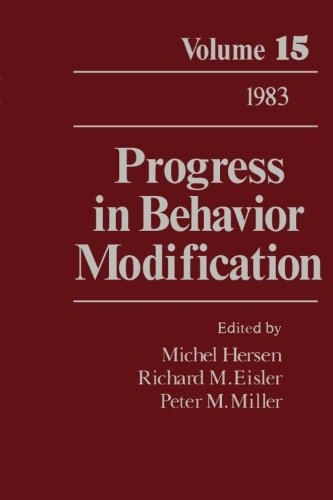 9781483205724: Progress in Behavior Modification: Volume 15