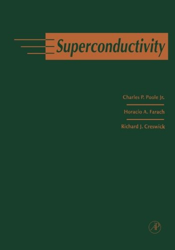 Superconductivity: Poole Jr., Charles