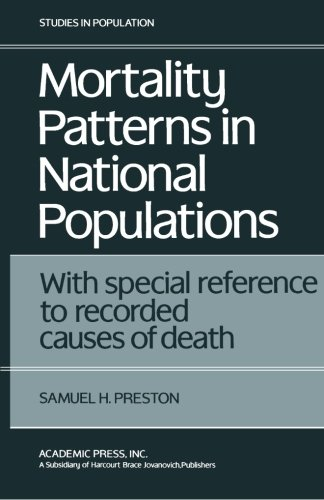 9781483205939: Mortality Patterns in National Populations: With Special Reference to Recorded Causes of Death