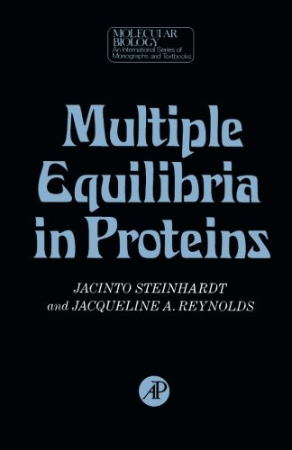 9781483206875: Multiple Equilibria in Proteins