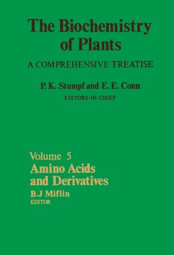 Amino Acids and Derivatives: A Comprehensive Treatise: Academic Press