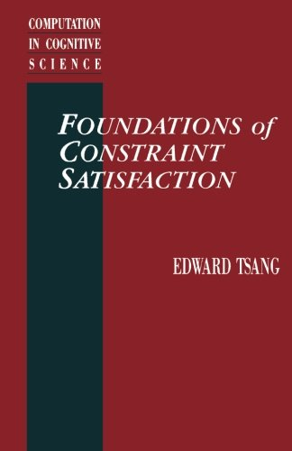 9781483207063: Foundations of Constraint Satisfaction: Computation in Cognitive Science