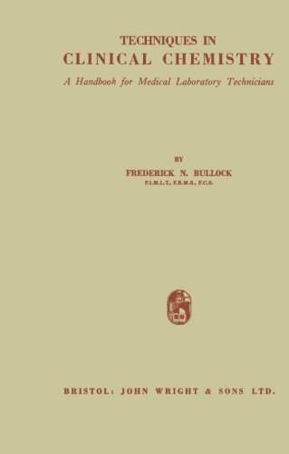 9781483207834: Techniques in Clinical Chemistry: A Handbook for Medical Laboratory Technicians