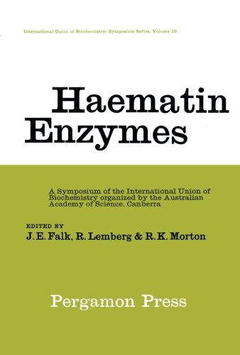 9781483208060: Haematin Enzymes: A Symposium of the International Union of Biochemistry Organized by the Australian Academy of Science Canberra