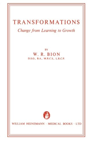 9781483208473: Transformations: Change from Learning to Growth