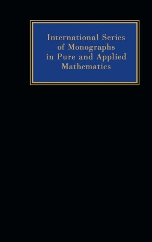 9781483209340: Convergence Problems of Orthogonal Series: International Series of Monographs on Pure and Applied Mathematics, Vol. 20