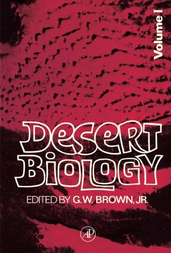 9781483210285: Desert Biology: Special Topics on the Physical and Biological Aspects of Arid Regions (Volume 1)