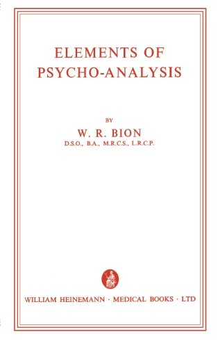 9781483212166: Elements of Psycho-Analysis