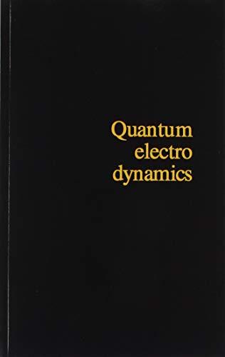 9781483233789: Quantum Electrodynamics (Volume 70)