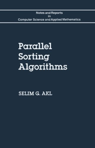 9781483235400: Parallel Sorting Algorithms