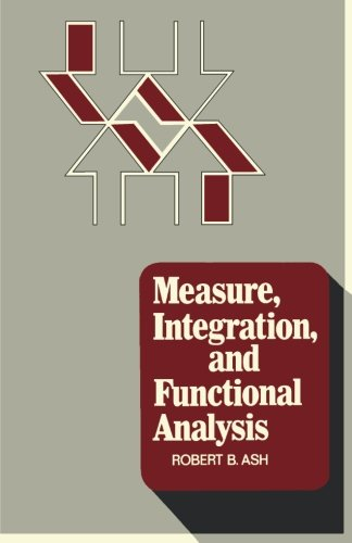 9781483235684: Measure, Integration, and Functional Analysis