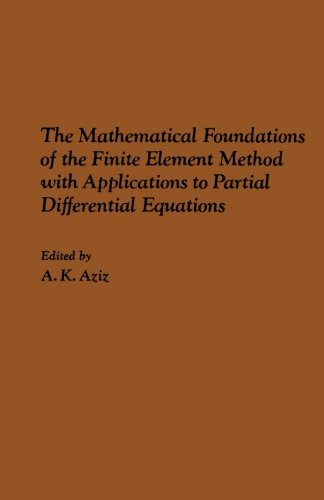 The Mathematical Foundations of the Finite Element