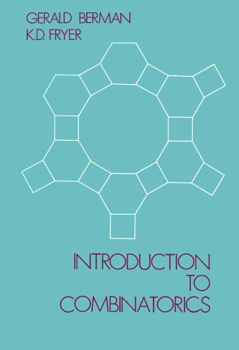 9781483236124: Introduction to Combinatorics