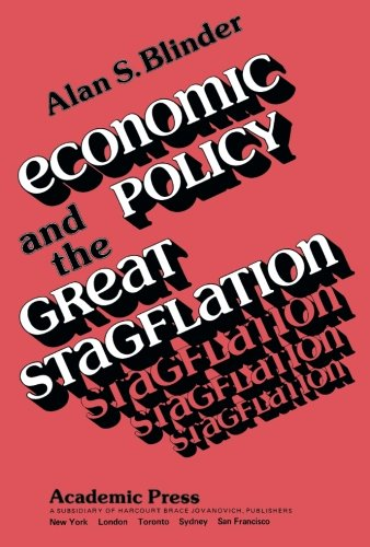 9781483236308: Economic Policy and the Great Stagflation