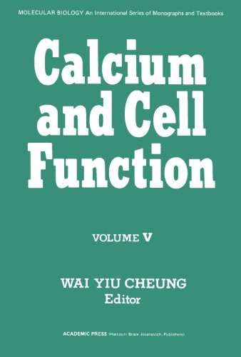 9781483237213: Calcium and Cell Function (Volume 5)