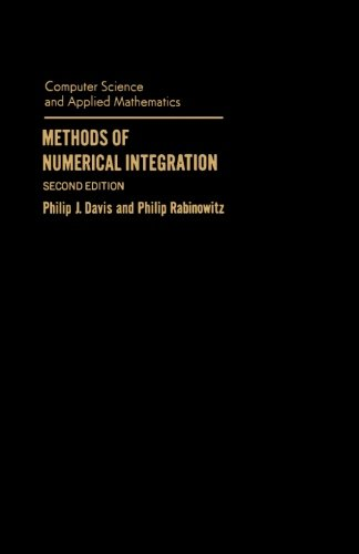 9781483237961: Methods of Numerical Integration