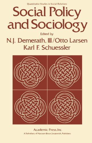 9781483238067: Social Policy and Sociology