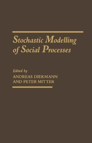 9781483238166: Stochastic Modelling of Social Processes