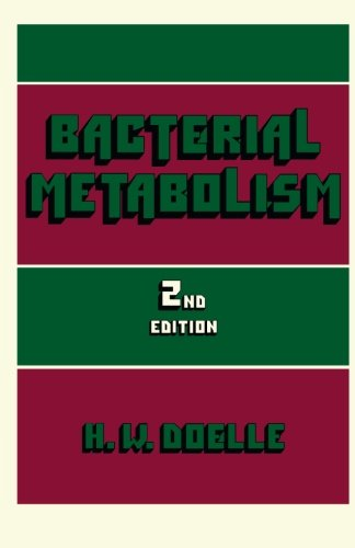 9781483238210: Bacterial Metabolism