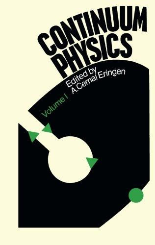 9781483238555: Continuum Physics: Volume I-Mathematics