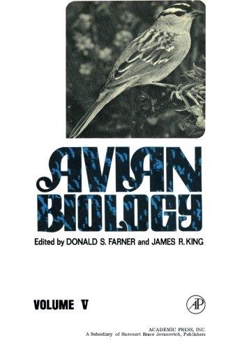 9781483238630: Avian Biology: Volume V (Volume 5)