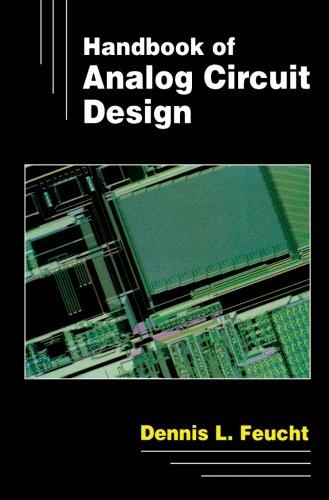 9781483238739: Handbook of Analog Circuit Design