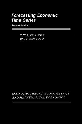 Forecasting Economic Time Series: Granger, C. W. J.