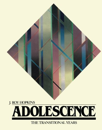 9781483240695: Adolescence: The Transitional Years
