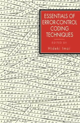 9781483240954: Essentials of Error-Control Coding Techniques