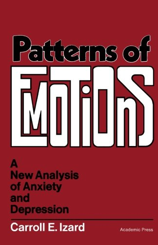 9781483241036: Patterns of Emotions: A New Analysis of Anxiety and Depression